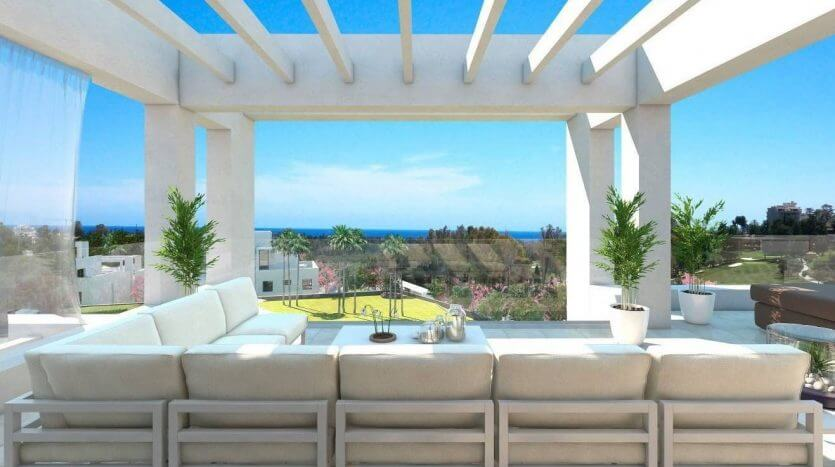 New development in Benahavis Marbella