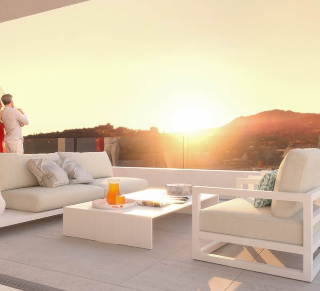New Development on the New Golden Mile Marbella