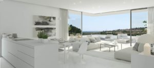 Contemporary Properties in Marbella - New Development on the New Golden Mile Marbella