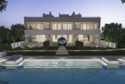 Marbella Golden Mile villa for sale
