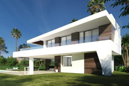 New Golden Mile villa te koop