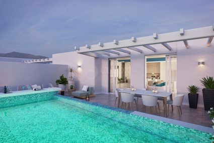 Marbella Centre apartment till salu