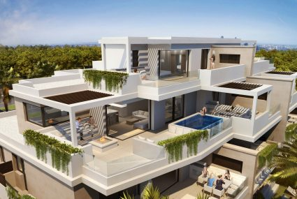 New Golden Mile apartment for sale